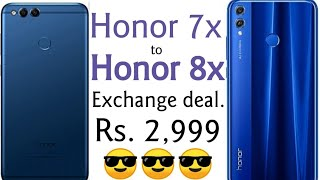 Best time to exchange honor 7x to honor 8# only 2999