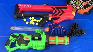 Toy Gun Box of Toys Toy Weapons Nerf Blasters for Kids
