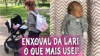 COISAS QUE MAIS USEI NO ENXOVAL DA BEBÊ - 0 a 3 meses | Priscila Simões