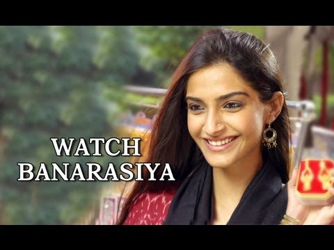 Sonam Kapoor Invites You To Watch 'Banarasiya'