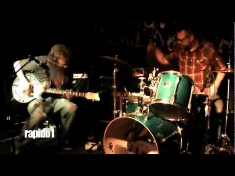 LEFT LANE CRUISER wild about you baby HOUND DOG TAYLOR cover Paris 2012