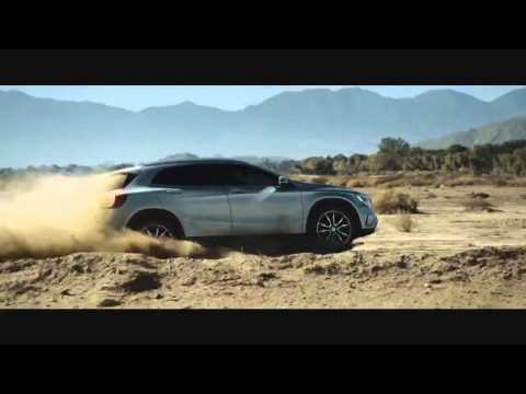Reklama Commercial Nowy Mercedes Benz GLA Class 2014