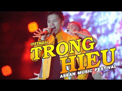 TRONG HIEU (Trọng Hiếu) from VIETNAM @ ASEAN MUSIC FESTIVAL BKK THAILAND