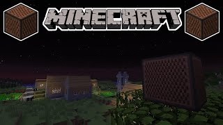 ♪ [FULL SONG] MINECRAFT The Nights by Avicii in Note Blocks (Cover/Parody) ♪
