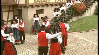 Download Lagu FOLKLORE ALSACIEN avec la DANSE des MARAICHERS Gratis STAFABAND