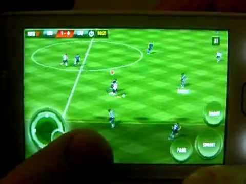 FIFA 12 Android Sports 3D Soccer Game by EA