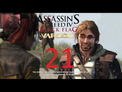 Assassin's Creed IV: Black Flag ( Jugando ) ( Parte 21 ) #Vardoc1 En Español