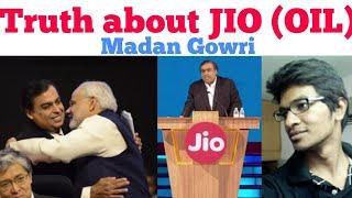 Truth about Jio   Madan Gowri