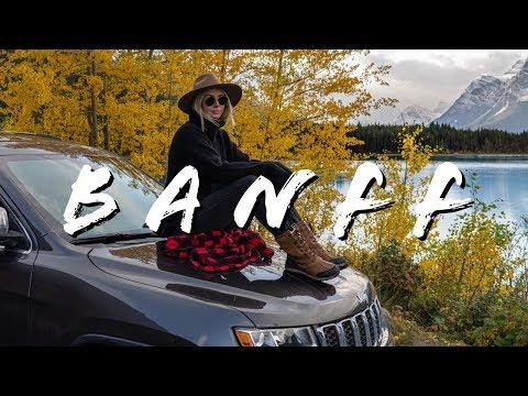ALBERTA ROAD TRIP - BANFF