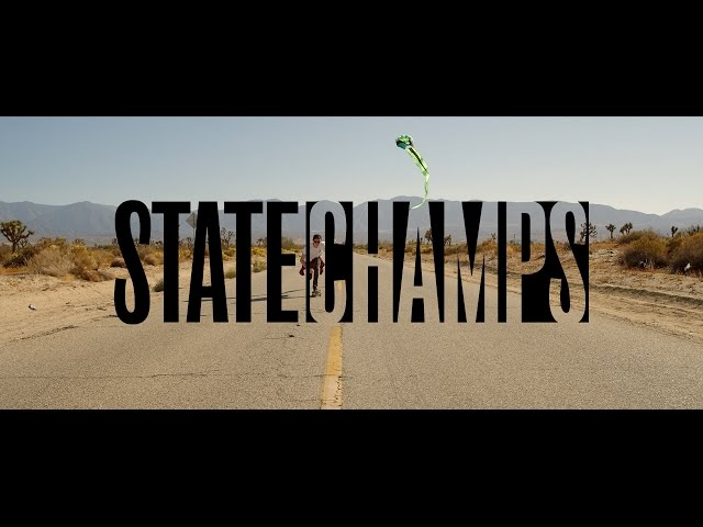 "State Champs ""If I'm Lucky"" Official Music Video"
