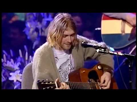 Nirvana - Where did you sleep last night - Unplugged in new york {{Best Sound Quality}}