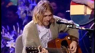 Клип Nirvana - Where Did You Sleep Last Night? (live)