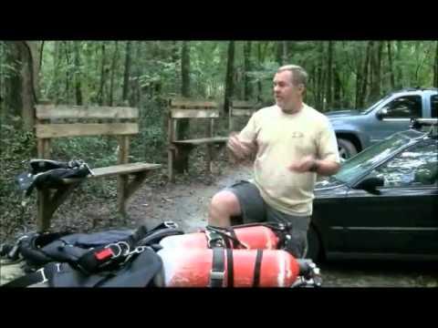 Sidemount: Stage Strap Tank Mounting System