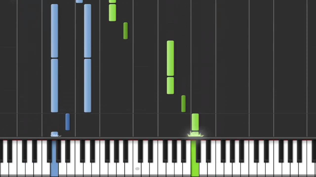 how to play i m different on piano