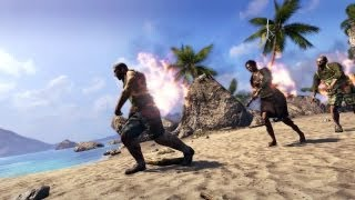 Dead Island Riptide Trailer - They Thought Wrong