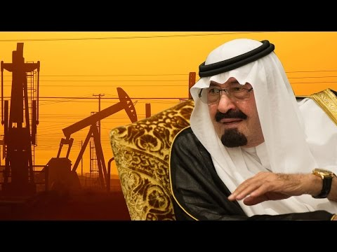 Gas Prices Drop as Saudis Squeeze U.S. Fracking