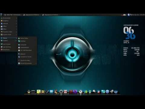 Australis Mate 1.6 32 bit  Demo video