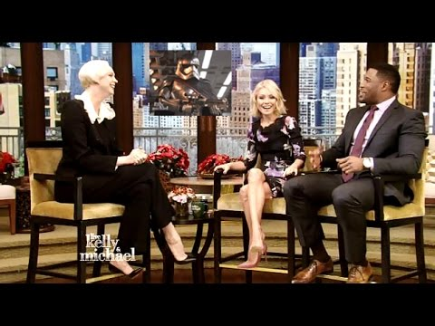 Gwendoline Christie - Force Awakens (Stormtrooper Captain Phasma) Kelly & Michael