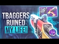 Destiny RAGING AT SO MANY TBAGGERS - Destiny Tbaggers Have Ruined My Life