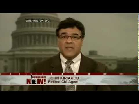 Ex-CIA Agent, Whistleblower John Kiriakou Interview on Democracy Now! (Clip 1)