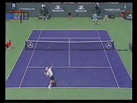 Lleyton Hewitt vs. Gustavo Kuerten (Indian Wells 2003 - Final)