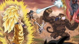 Goku Versus