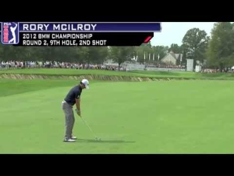 Rory Mcilroy AMAZING Shots