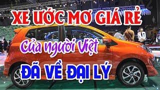 Xe TOYOTA giá rẻ đầy mơ ước của dân Việt đã về đại lý | Đại lý làm giá Honda HR-V hàng trăm triệu