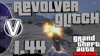 GTA 5 Online | Revolver MK2 & Double Action Rapid Fire Glitch 1.44/1.45 (GTA 5 Online Glitches)