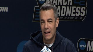 MEN'S BASKETBALL: NCAA First Round Media Availability