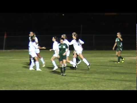 Brandy Maulucci Corner Kick To Alicia Tyler For Goal Vs Lakewood Ranch video