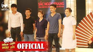 Video clip Thách Thức Danh Hài mùa 2 | Nhóm hài bị giám khảo