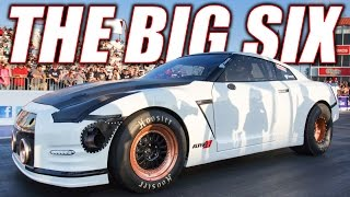 THEY DID IT! WORLD'S FIRST 6-SECOND GT-R!!