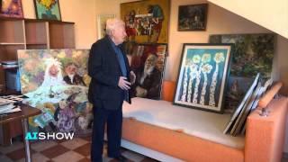Reportaj AISHOW: Pictorul Iacov Tihman