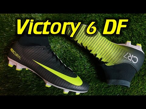 CR7 Nike Mercurial Victory 6 DF (Discovery) - Review + On Feet