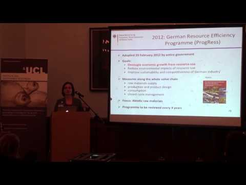 EU Raw Materials Initiative & Resource Efficiency Agenda;Alignment,Implementation & Future