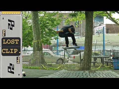 Zered Bassett Lost & Found Skateboard Clip #137 NYC
