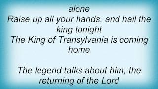 Watch Cryonic Temple King Of Transilvania video