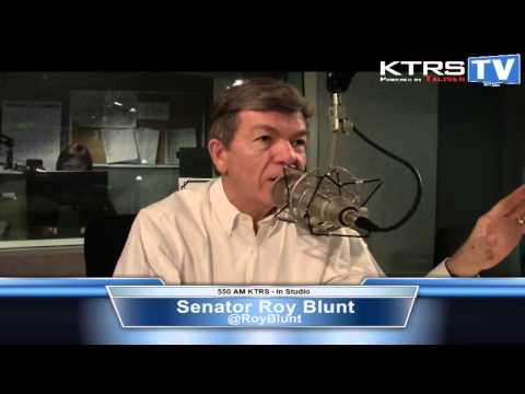 KTRS TV - Senator Roy Blunt Weighs in on Gay Marriage