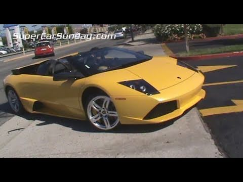 Lamborghini Super Car Sunday - Cool Cars, Hot Cars, Fast Cars, Dream Cars