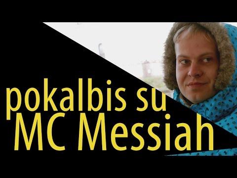 """Mc Messiah interviu gatvės muzikos festivaliui """"Gyvenimas kitokiu ritmu 2014"""""""