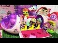 КУКЛЫ ЛОЛ МУЛЬТИКИ. ЛЕТИМ НА ВЫСТАВКУ! #Мультики куклы #ЛОЛ сюрпризы для детей видео