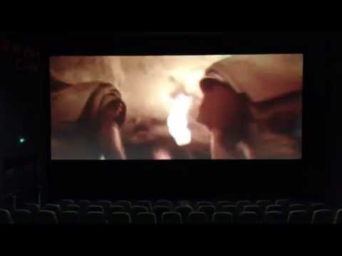 Testing THE ZOHAR SECRET in a cinema thumbnail