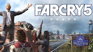 Far Cry 5 Gameplay Impressions