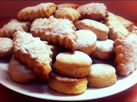 Рецепт печенья быстрый и вкусный рецепт