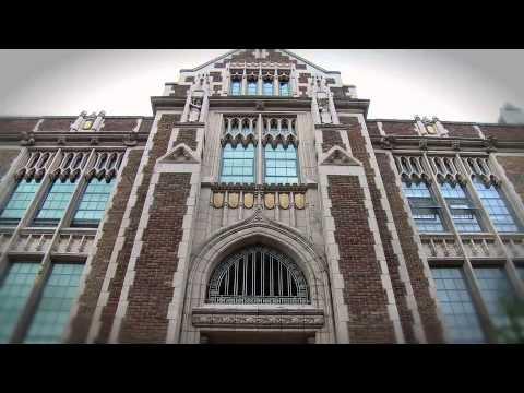 University of Washington Campus Tour 2012