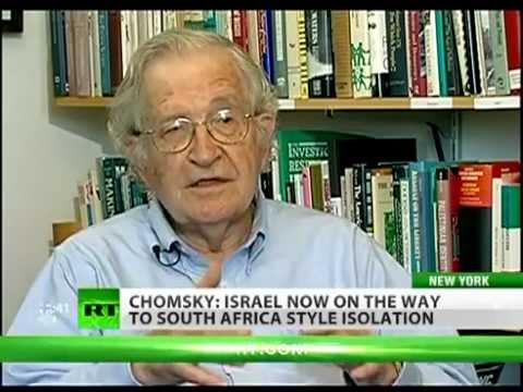 Noam Chomsky to Russia Today
