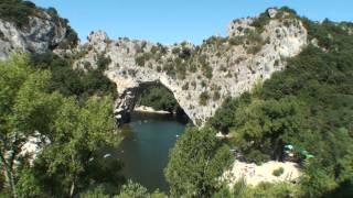 Ardèche - L'Arche du Pont d'Arc