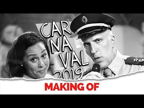 MAKING OF - CARNAVAL 2019 Vídeos de zueiras e brincadeiras: zuera, video clips, brincadeiras, pegadinhas, lançamentos, vídeos, sustos