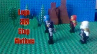 Lego 3DS Stop Motions